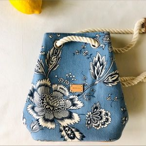 Relic Floral Print Backpack